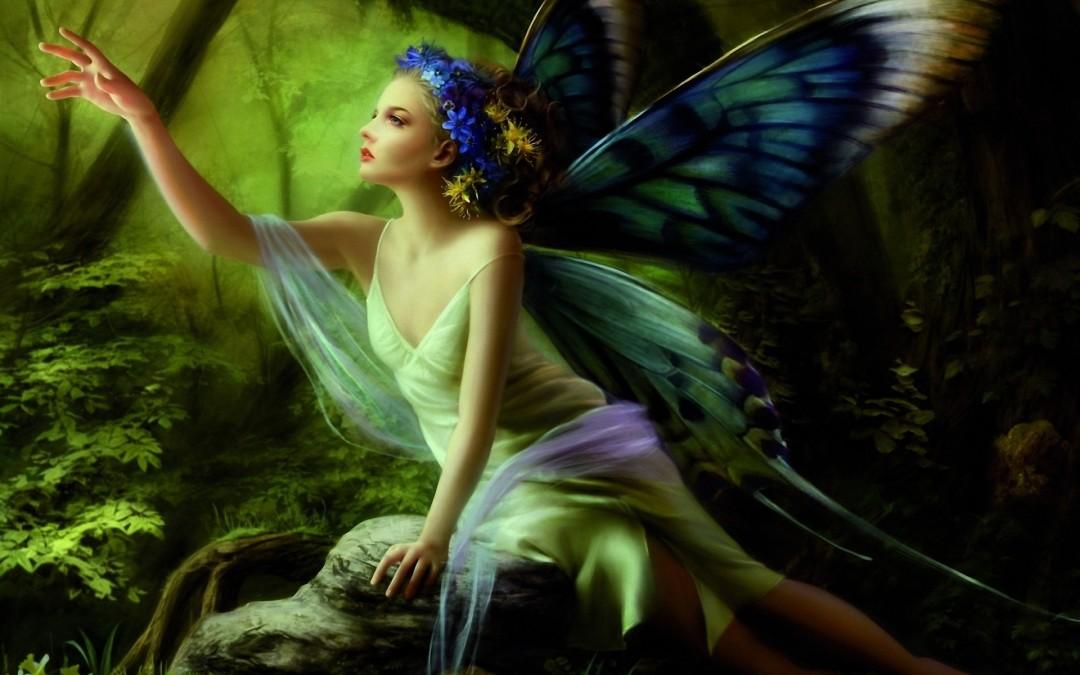 Talking to the Fairies