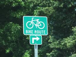 Navigating the Bike Trail