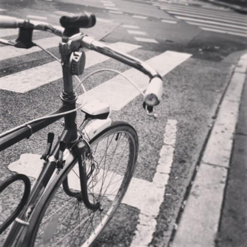 Riding a Bike in Vienna