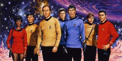 A Klingon and a Ferengi Walk into a Bar…