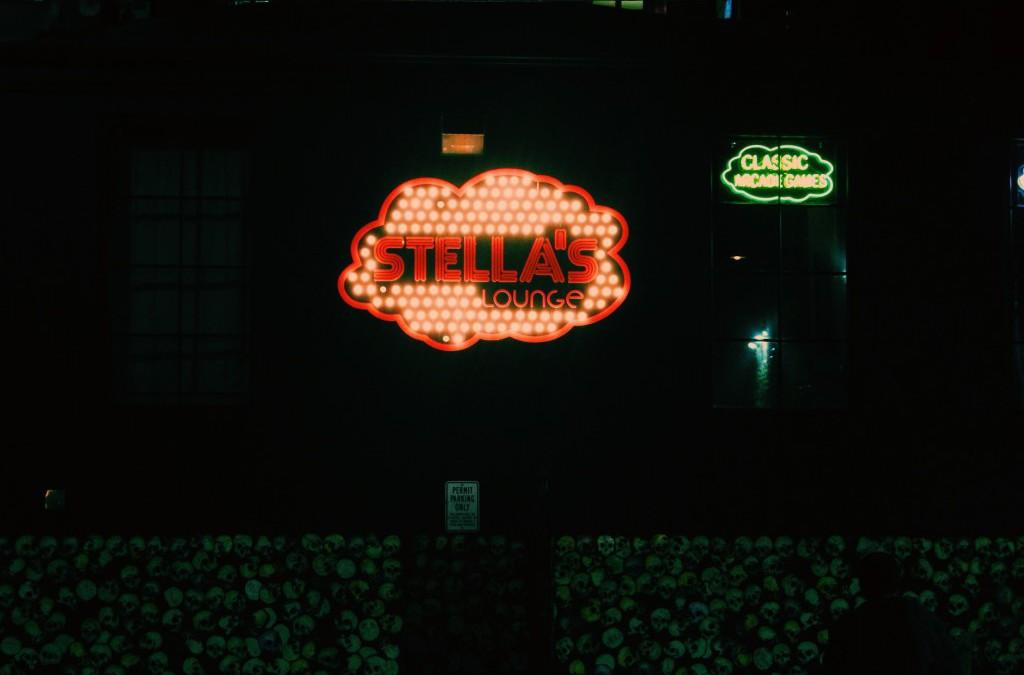 Stella's: The Monday Night Congregation