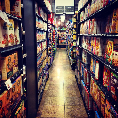 How to Shop for Groceries in New York, Or, First World Problems