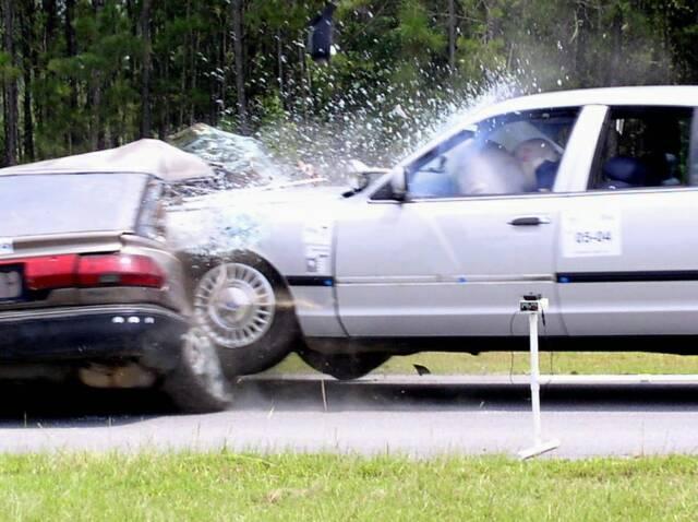 The Chemistry of a Car Crash