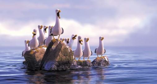 When the Gulls Descend
