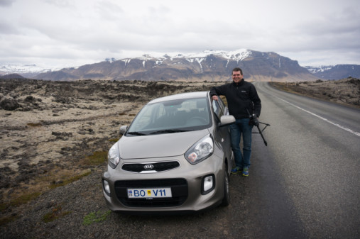 Iceland with Mark
