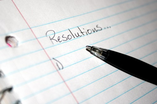 Achievable New Year's Resolutions
