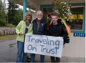 Traveling on Trust