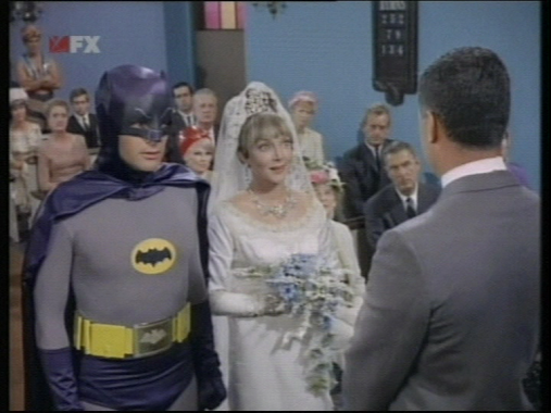 Holy Matrimony, Batman!