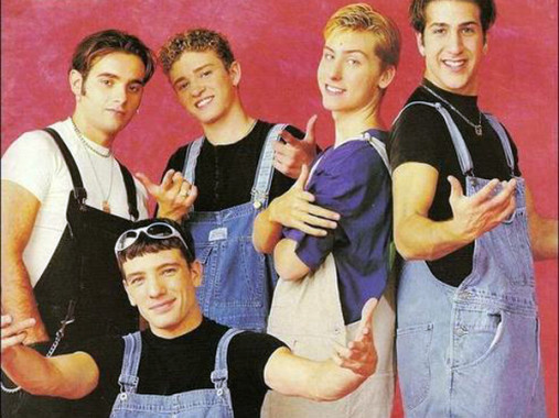 A Brief History of Boy Bands