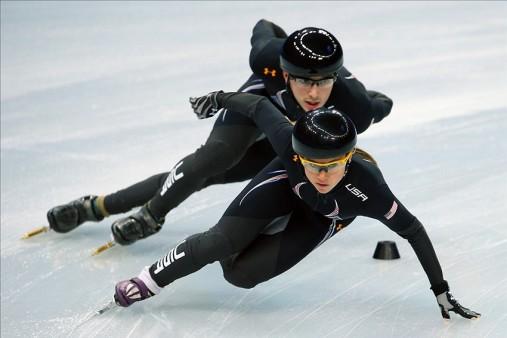Speed Skating in Sochi
