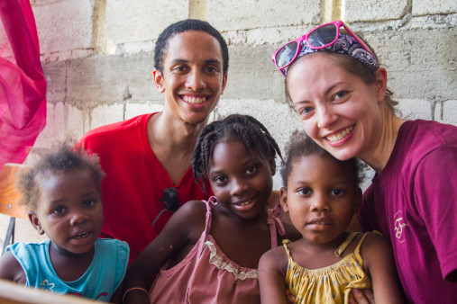 Stephanie in Haiti