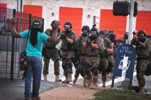 Battlefield: Ferguson
