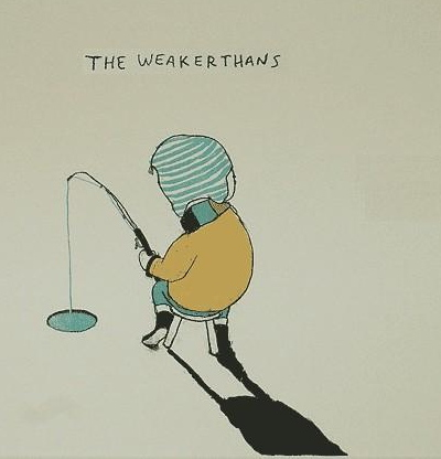 Weaker Than