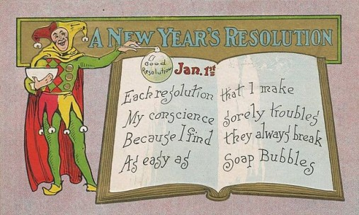 35 Realistic New Year's Resolutions