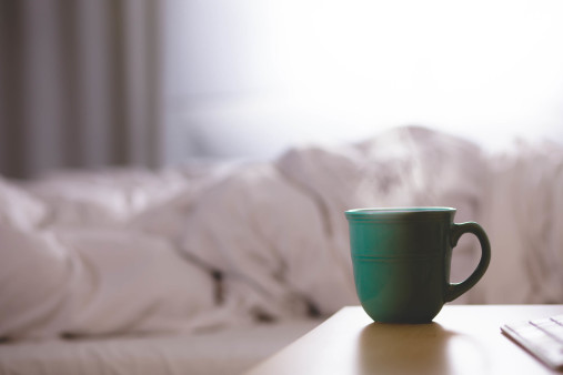 How to Love Living in the Now When You'd Rather Stay in Bed for All of Time