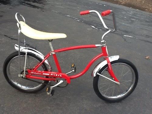Like Riding A Bike
