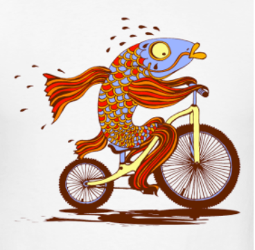 More Than a Fish Needs a Bicycle