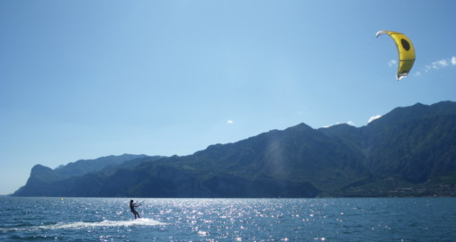 Kitesurfing and Other Ways Home