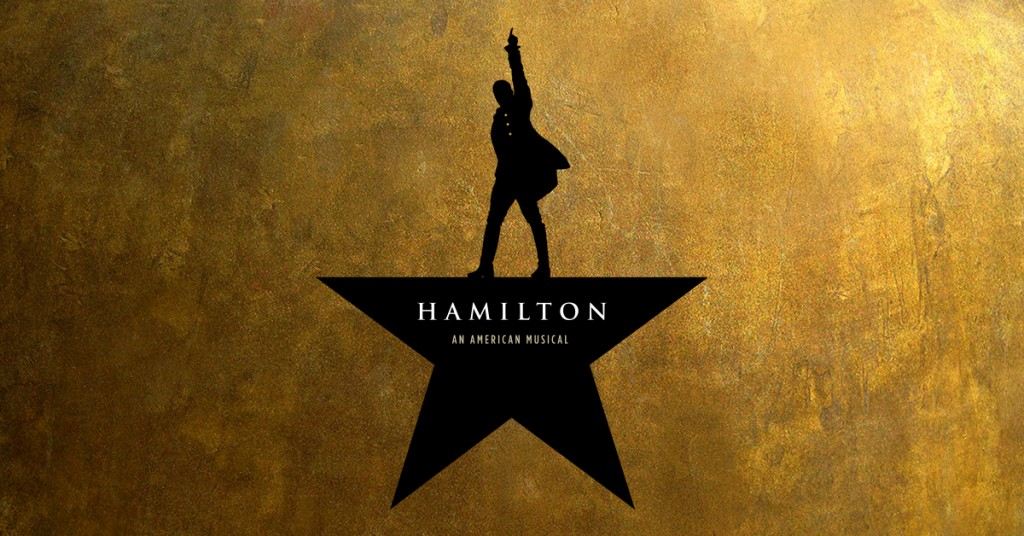 Hamilplans: Trying Not to Cry at Hamilton