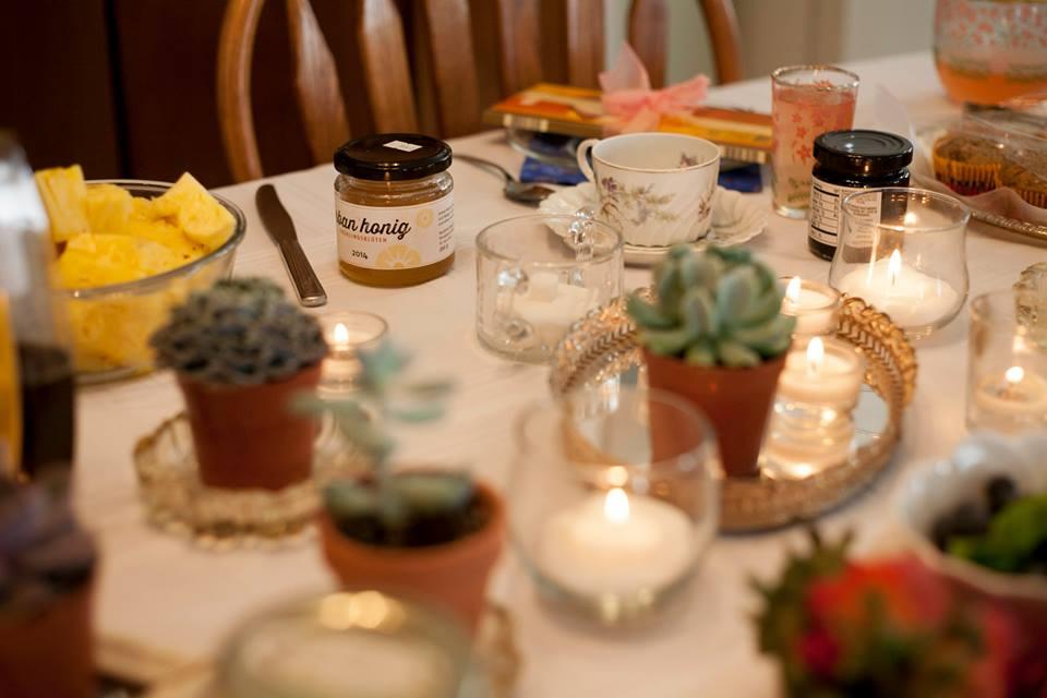 Communion Crusts and Tea Sandwiches