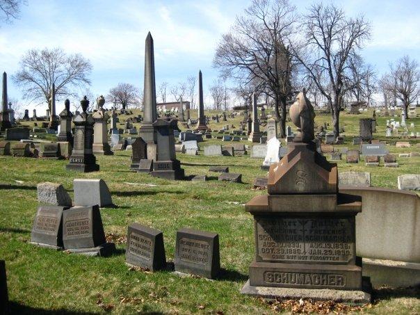 Repurposing Gravestones