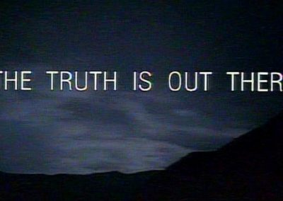 I Want to Believe: Conspiracy Theories and Trump