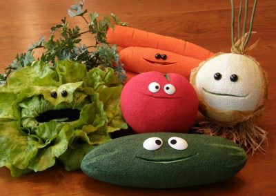 Eleven Things You Maybe Didn't Know about Vegetables