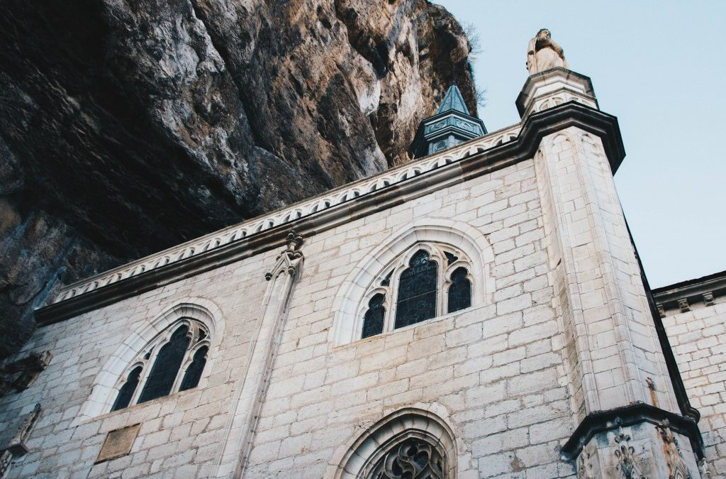 The Church at Rocamadour