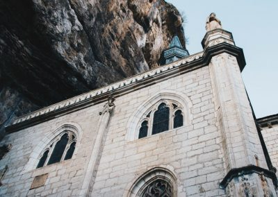The Church at Rocamadour