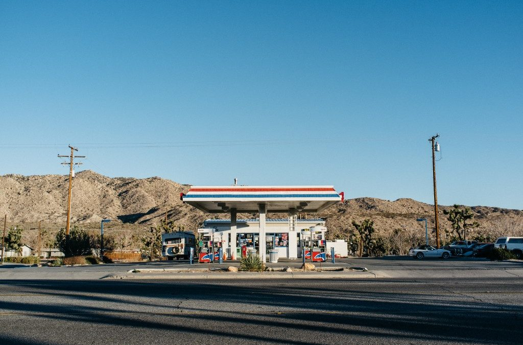 Let's Talk About Gas Stations