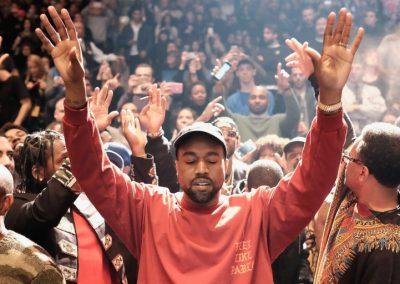 Kanye's Unfathomable Love
