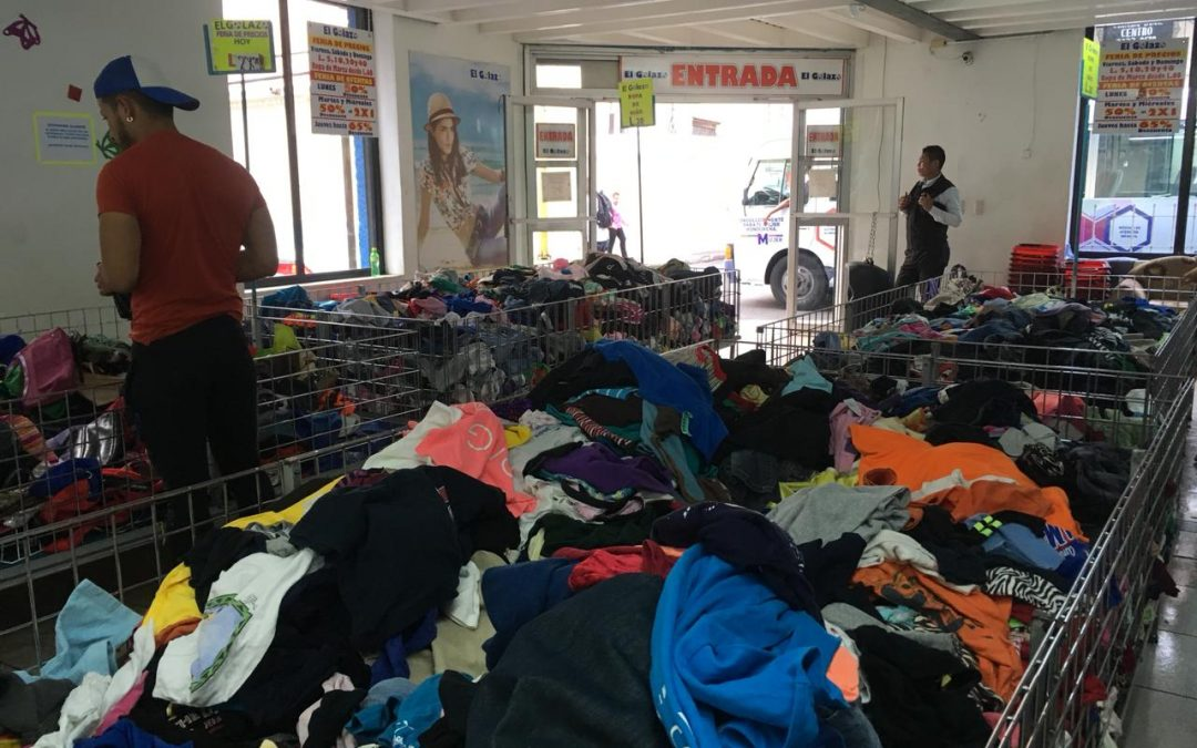 The Billion-Dollar Business of Donated Clothes