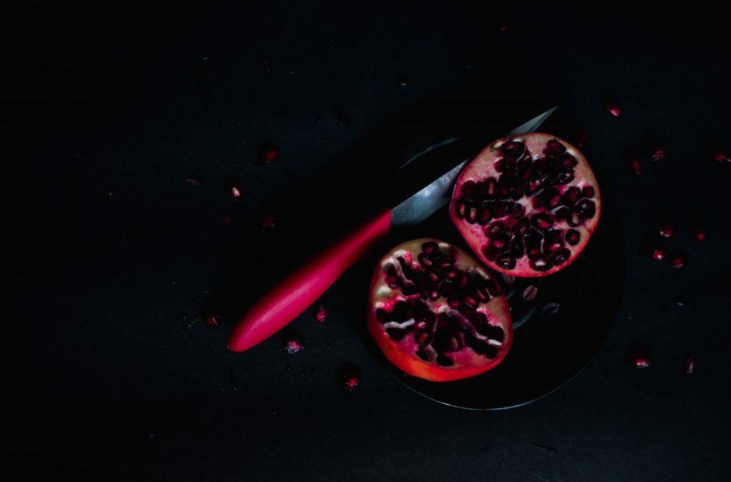 The Joy of Pomegranates