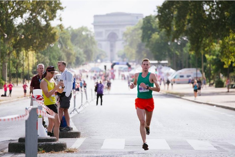 A Pindaric Ode for the Paris Gay Games