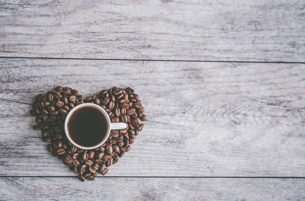 The Parable of Coffee and Its Lover