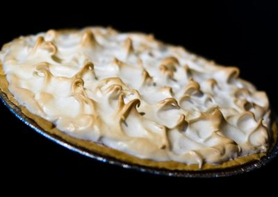 18 Steps to Lemon Meringue Pie