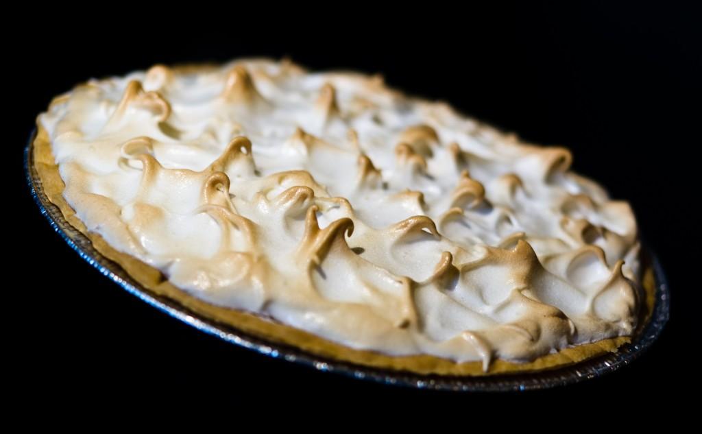 18 Steps to Lemon Meringue Pie