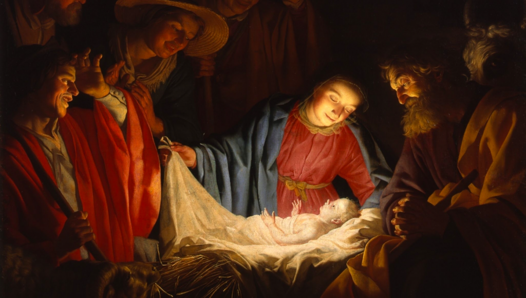 Wrapped in Significance: Christmas Art History 102
