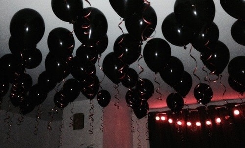 Black Balloons Revisited