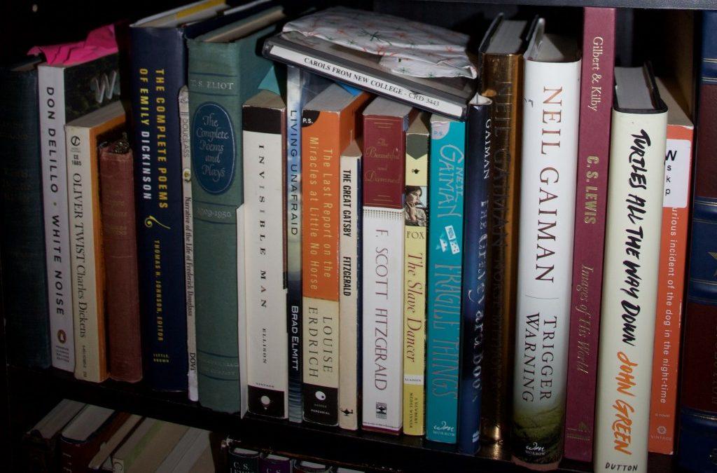 Unpacking the Bookshelf