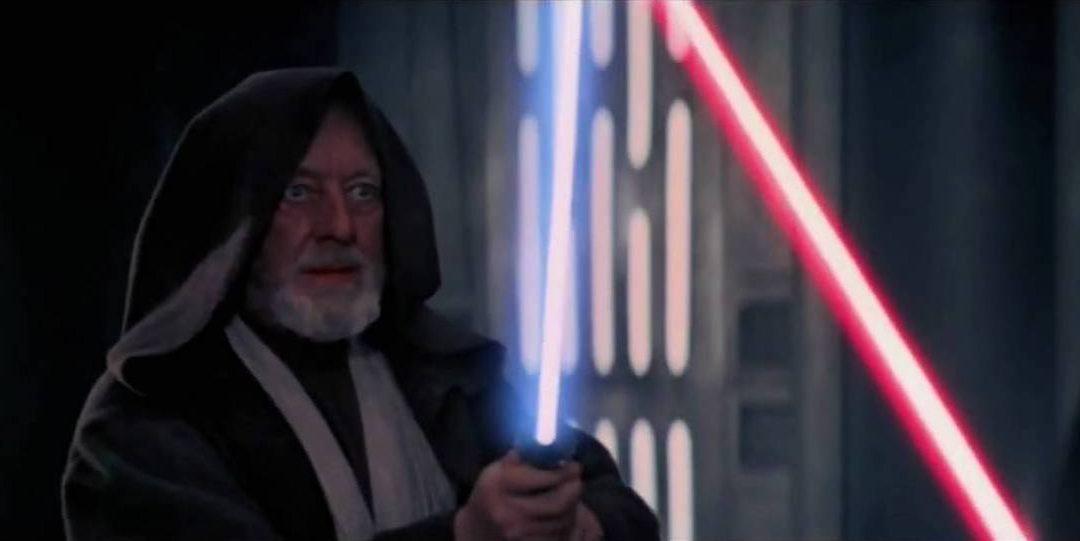 Obi-Wan Reads Me Poetry