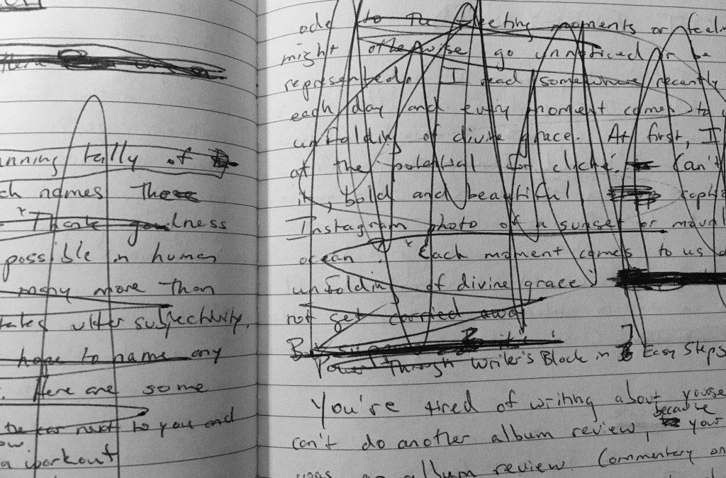 Power Through Writer's Block in 7 Easy Steps