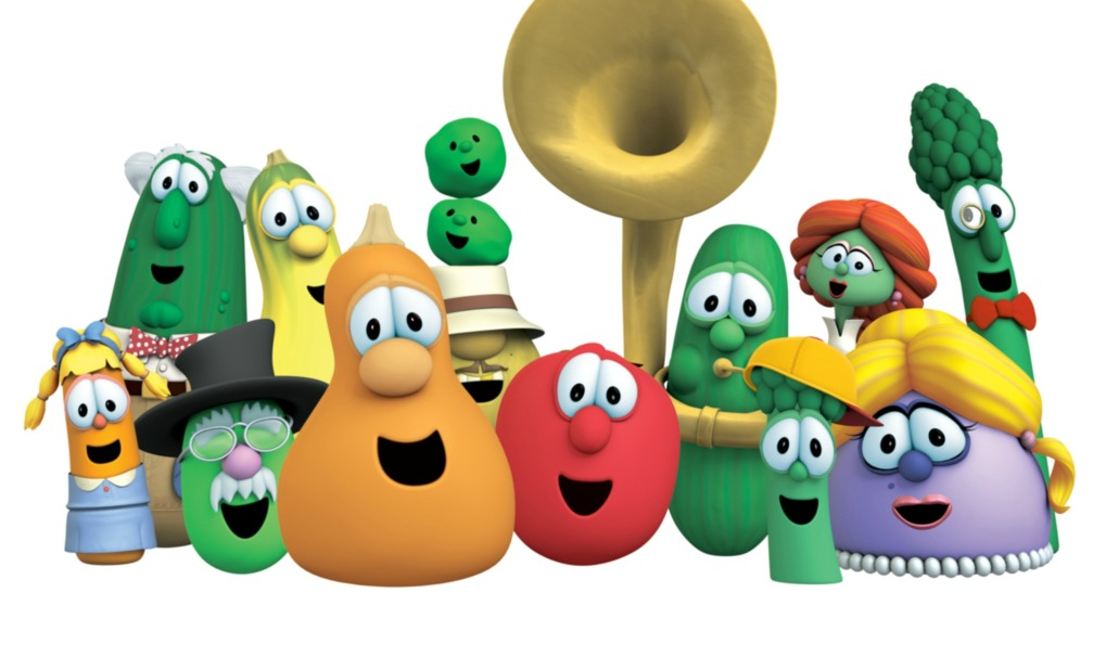 The VeggieTales Effect