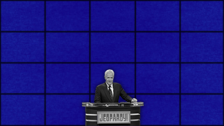 Jeopardy, Alone, Unreal