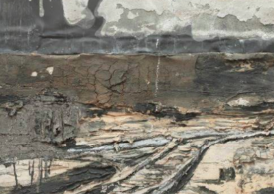 Salt, Ash, and Lead: An Artist and His Materials