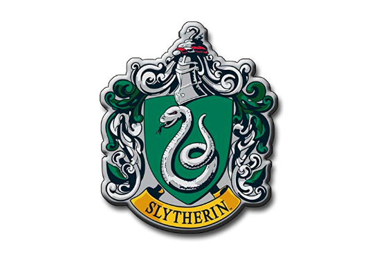 S is for Slytherin