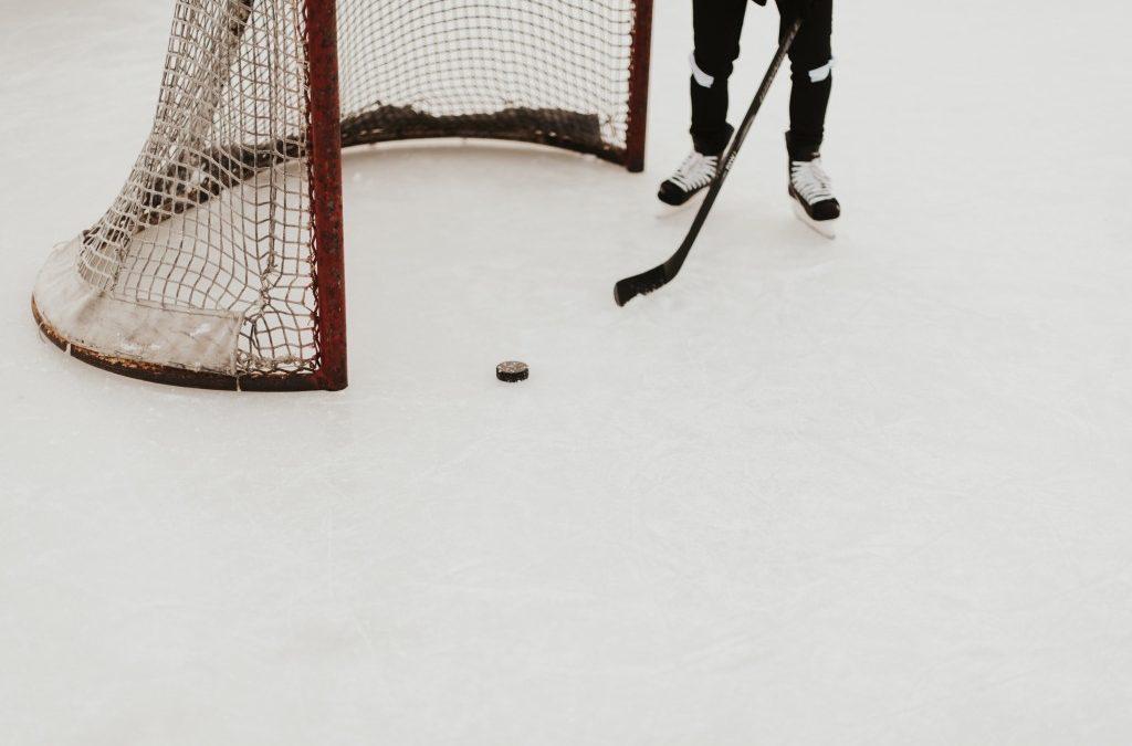 Flirtations with Hockey Fandom
