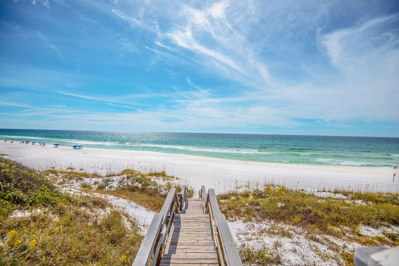 Seagrove Beach, September 25