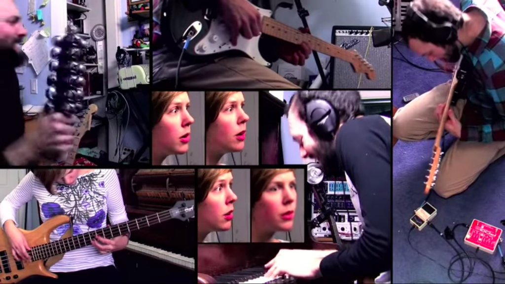 Hey It's Pomplamoose (& Patreon)