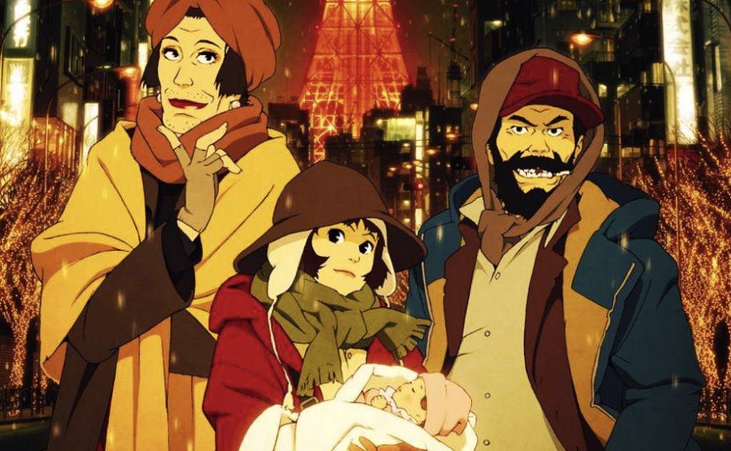 Tokyo Godfathers and the Art of the Christmas Miracle